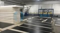 Покрытие половых СИП панелей водоотталкивающей мастикой (производство Новосибирск)