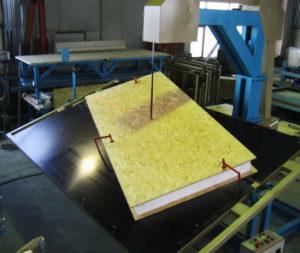 Производство СИП панелей. Раскрой панелей (Новосибирск, Барнаул, Алтай, Новокузнецк, Томск)